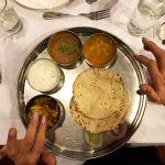 City Food - Ghar Ka Khana Platter, India International Center