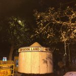 City Hangout - Janpath Flea Market at Midnight, Central Delhi