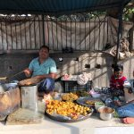 City Food - Gyan's Pakoras, Jangpura Extension