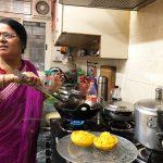 Julia Child in Delhi – Shubha Sinha Makes Her Jharkhand's Dhuska, Mayur Vihar Phase I
