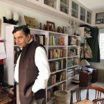 City Library - Retired Diplomat TCA Raghavan's Books, CR Park