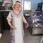 City Moment - The Dance of a Woman, Appetite German Bakery