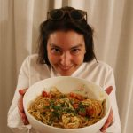 Julia Child in Delhi – Italian Diplomat Elettra Verrone Cooks Her Perfect Pasta, Jor Bagh