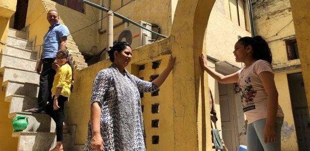 Home Sweet Home – The Family Courtyard, Ganj Meer Khan