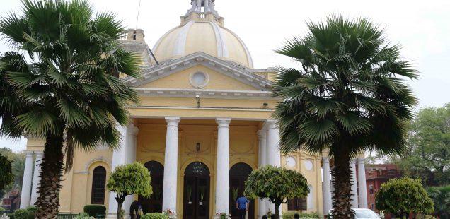 City Monument - St James' Church, Kashmere Gate