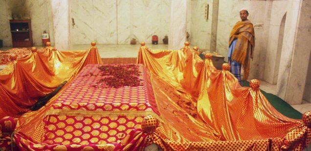 City Faith - Bibi Fatima Sam's Sufi Dargah, Kaka Nagar