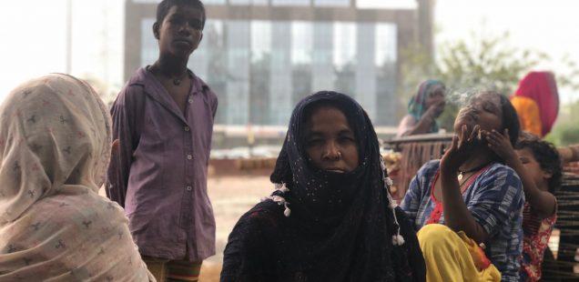 City Life - Kesar's Mango Pickles, Under the Metro Tracks, Gurgaon