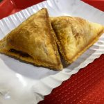 City Food - Chicken Samosa, Maxim's Bakery, Kailash Colony