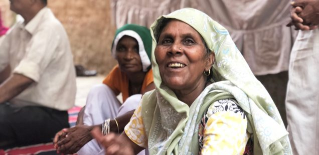City Life - Moorti Devi's Prayers, Bhimgarh Kheri, Gurgaon
