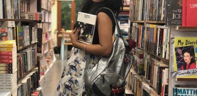 Mission Delhi – Anusha S, Bahrisons Booksellers, Galleria Market