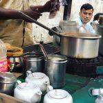 City Food - Jane Austen's Chai Stall, Bharat Ram Road
