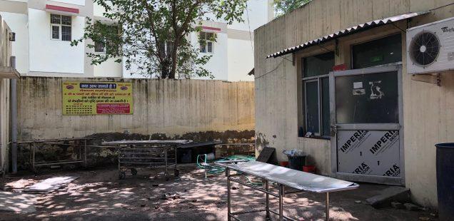 City Landmark - A Civic Mortuary, Gurgaon