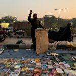City Hangout - Closing Hour Melancholy, Sunday Book Bazaar, Daryaganj
