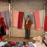 City Hangout - Kohli Lal Yadav's Lungi-Gamcha Stall, Chawri Bazar