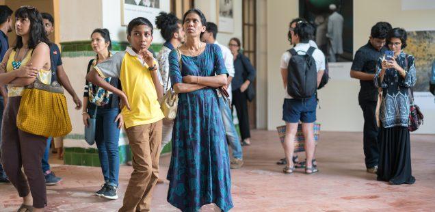 Photo Essay - The Delhi Walla's Exhibition, Serendipity Arts Festival 2018, Goa