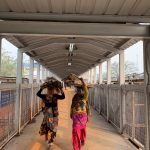 City Hangout - Foot-Over Bridge, Indraprastha Metro Station