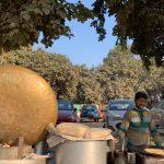 City Food - Snack Cart Pots, Mathura Road