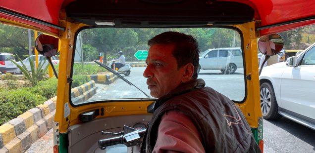 Mission Delhi - Muhammed Akbar, Lutyens' Delhi