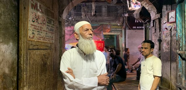 Mission Delhi - Muhammed Zikriya, Chitli Qabar