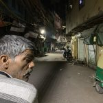 City Hangout - Walled City at 4 am, Old Delhi