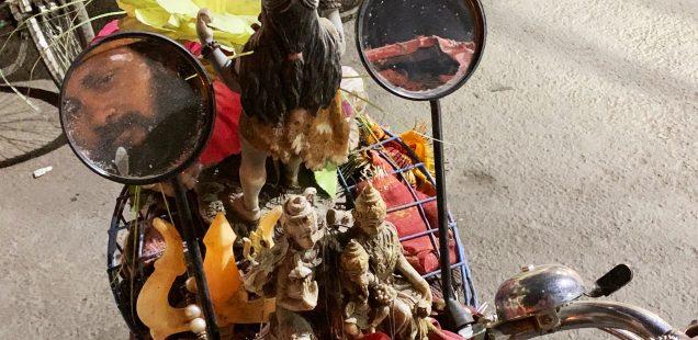 City Faith - Rickshaw Puller's Ram Temple, East Delhi