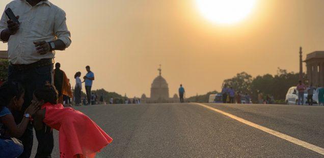 City Walk - Raisina Hill Walk, Central Delhi