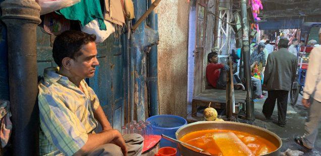 City Food - Bel Sherbet, Galli Suiwallan Street