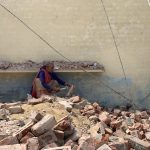 Mission Delhi - Chhaya, Construction Site, Gurgaon