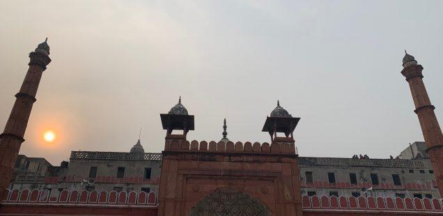 City Monument - Fatehpuri Mosque, Chandni Chowk
