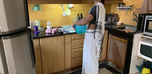 "Julia Child in Delhi - Ayeshe Sadr's ""Awesome Chocolate Cake"", Mehrauli"