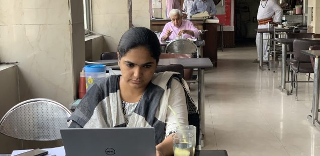 Mission Delhi - Uma Parvathy, Indian Coffee House