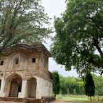 City Monument - Overlooked Ruin, Lodhi Gardens