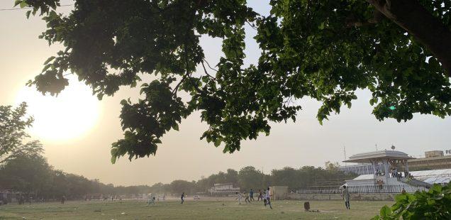 City Hangout - Ramlila Maidan, Central Delhi