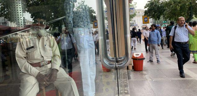 Mission Delhi - Ghisa Ram, Regal Cinema Building