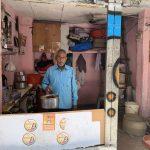 City Food - Devi Prasad's Chai Stall, Paharganj