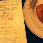 City Food - Proust's Madeleine Cake, Around Town