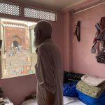 Home Sweet Home - A Window View, Opposite Jama Masjid