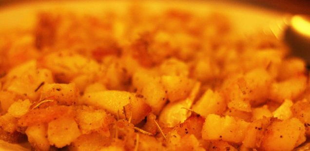 City Food - Patate al Forno, Ajay Guest House, Paharganj