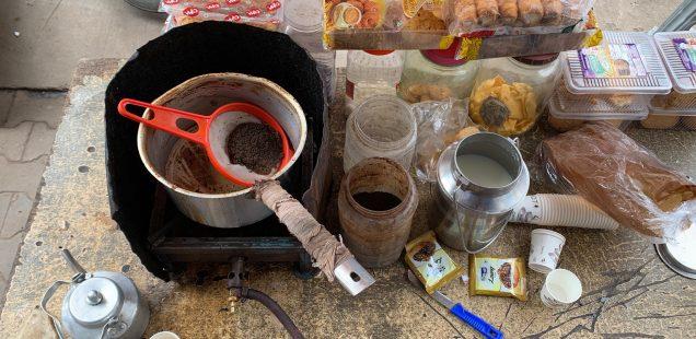 City Hangout - Surinder Tea Stall, Gurgaon