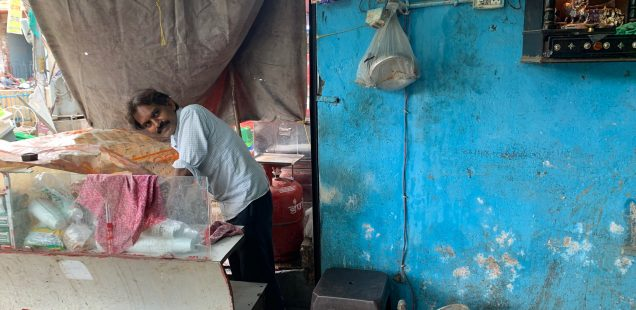 City Hangout - Ashok Kumar's Onion-Scented Tea Stall, Gurgaon