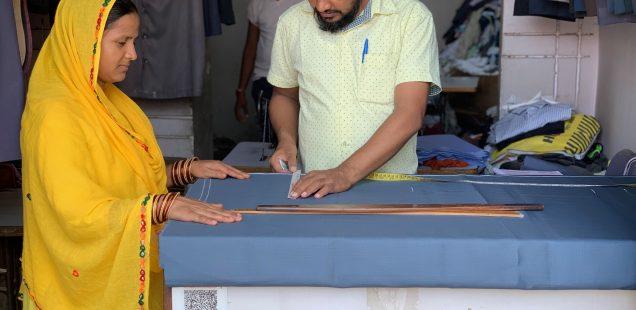 City Landmark - Everest Tailors, Rajiv Nagar, Gurgaon