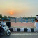 City Hangout - Flyover Sunset, Bhishma Pitamah Setu