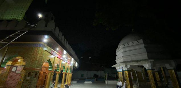 City Faith - Hazrat Naseeruddin Chirag Dehlavi's Sufi Shrine, South Delhi