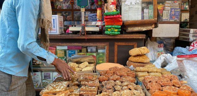City Food - The World of Gur, Sadar Bazar, Gurgaon