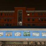 City Hangout - Shatabdi Watching, New Delhi Railway Station