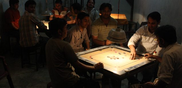 City Hangout - Carom Clubs, Around Town