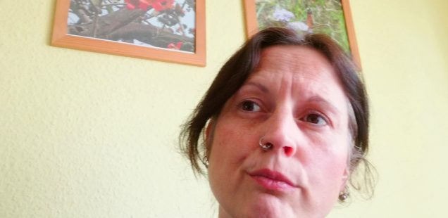City Series - Eva Bock in Ahrensburg, Germany, We the Isolationists (28th Corona Diary)