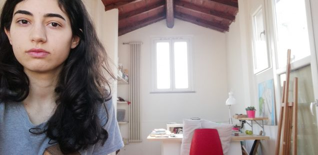 City Series - Alessandra Pirisi in Parma, Italy, We the Isolationists (16th Corona Diary)