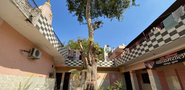 City Landmark - Guru Ravidas Temple, Sadar Bazaar, Gurgaon