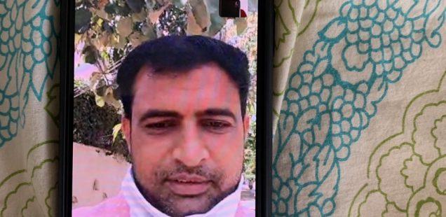 Mission Delhi - Muhammed Shekha Ul Hoque, Palam Vihar